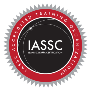IASSC accredited training organisation trigraph